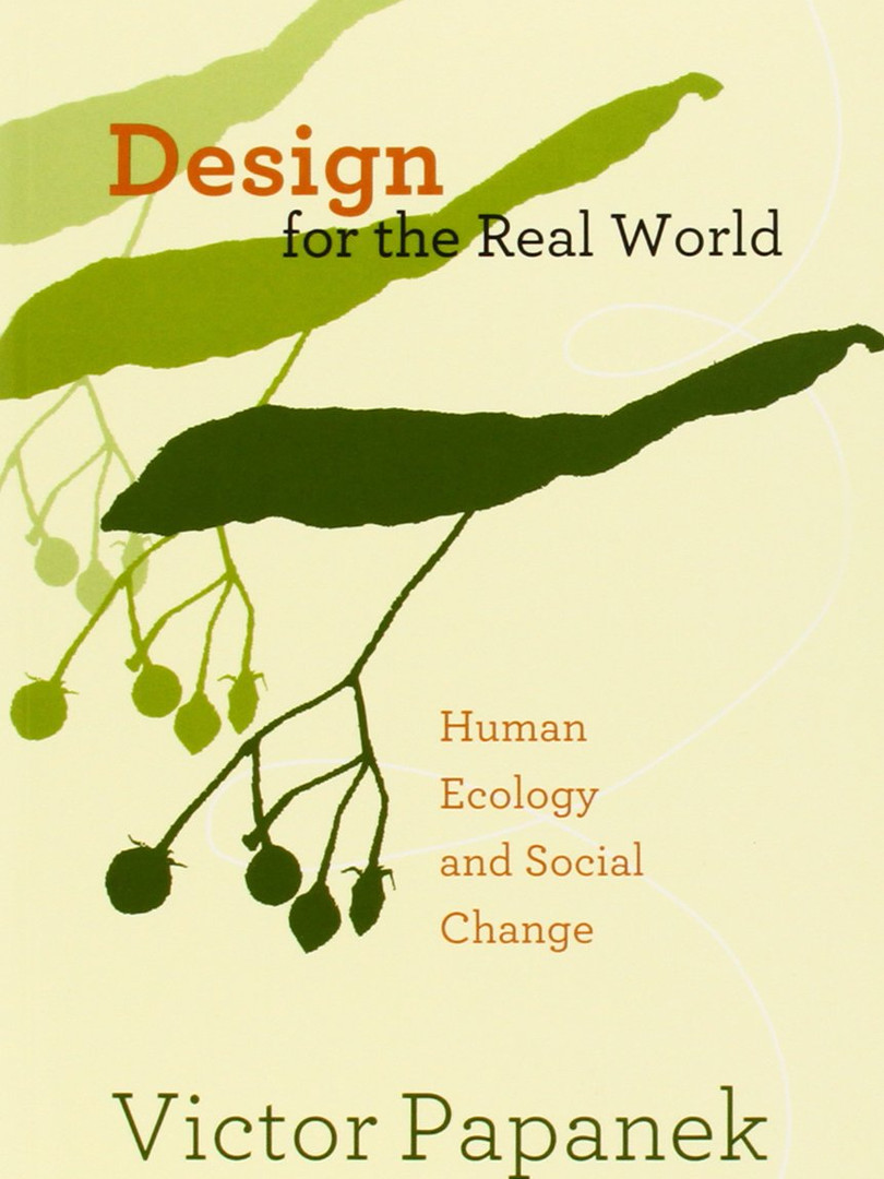 Design for the Real World – Victor Papanek