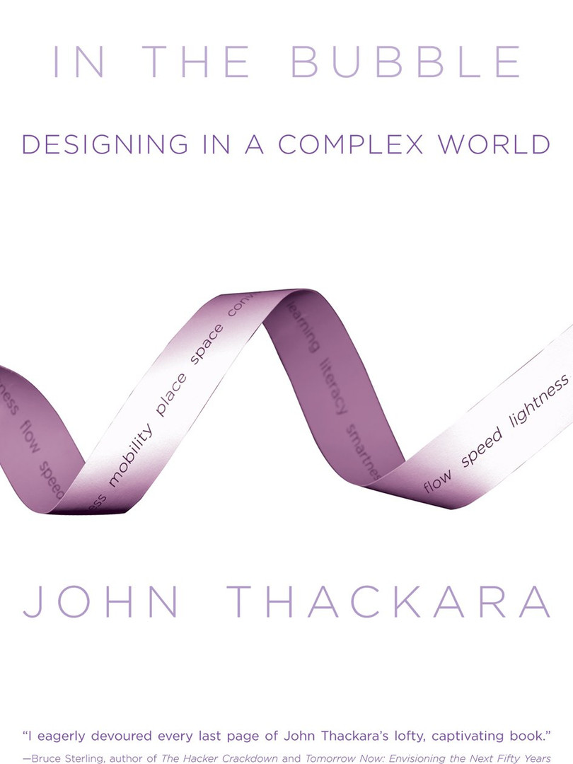 In the Bubble – John Thackara