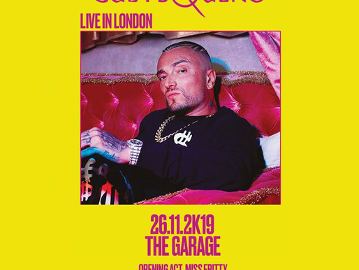 Wilder is the official Mediapartner for Gue Pequeno Live in London!
