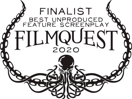 The Cadicle TV pilot is a finalist again!