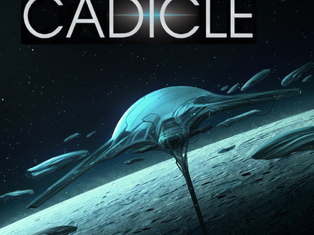 Cadicle series signed by Podium Publishing!