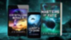 Dark Stars Trilogy - collection website.