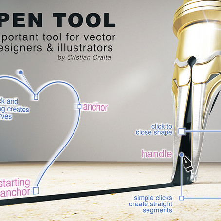What is the most important tool in Adobe Illustrator in my opinion