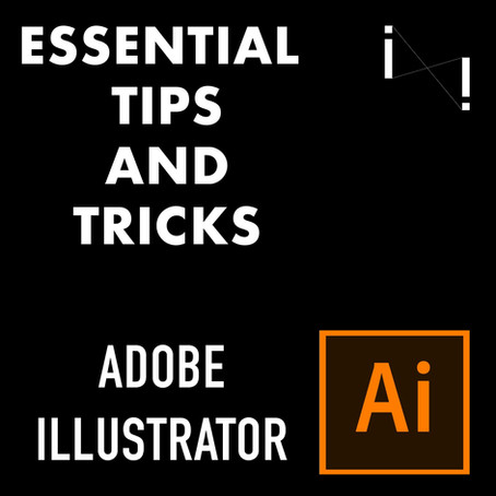 Essential Tips and Tricks for the Adobe Illustrator beginners