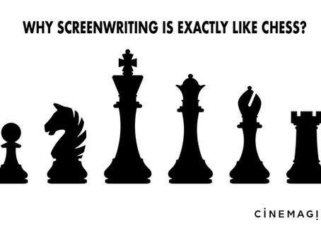 9 ways Screenwriting Is Exactly Like Chess