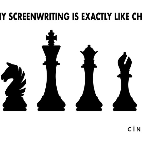 9 ways Screenwriting Is Exactly Like Chess