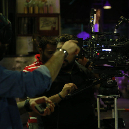 What does a film director do?