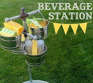 Beverage-Station-Tutorial-on-lilluna.com