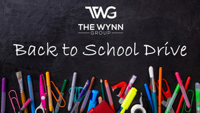 Back to School Drive!