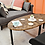 Thumbnail: Ovale Reclaimed Wood Coffee Table
