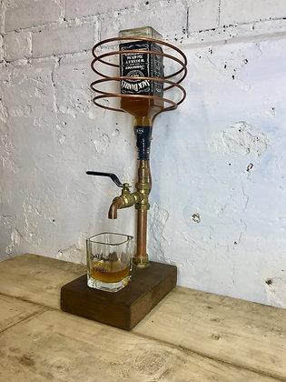 Industrial Copper Drink Dispenser