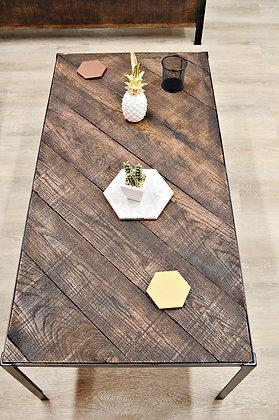 Angolo Character Oak Coffee Table