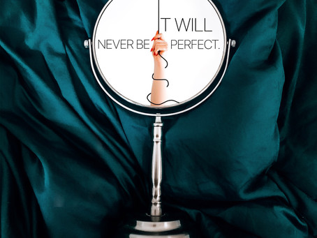 It will never be perfect, so just make it work