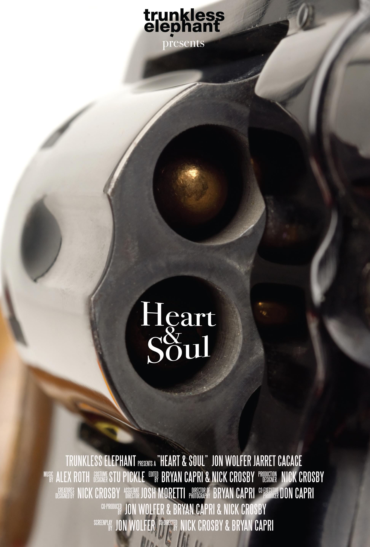 Heart & Soul short film poster