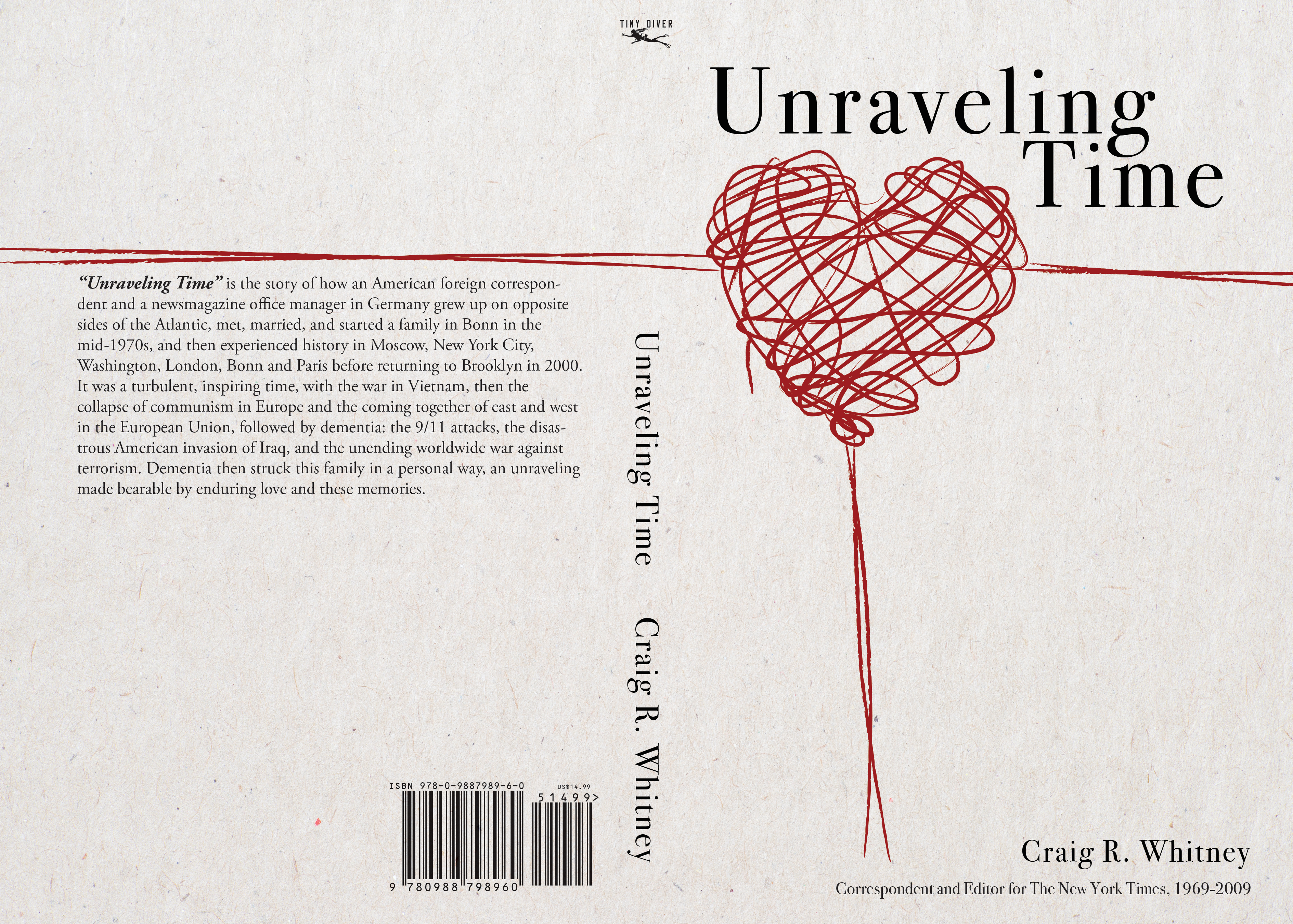 Unraveling Time Cover