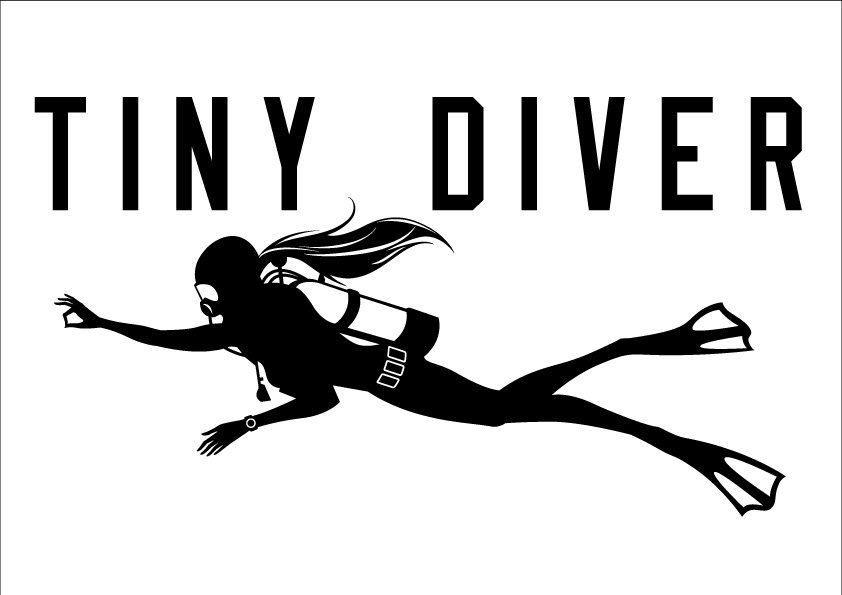 Tiny Diver Press logo