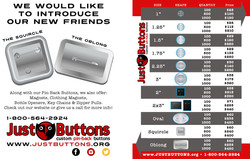 Just Buttons Reorder Card