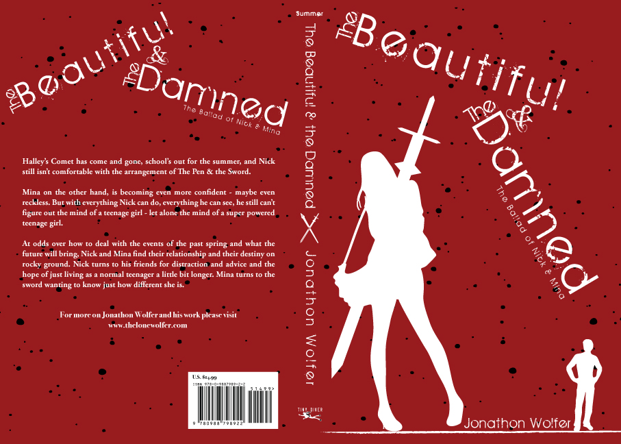 The Beautiful & the Damned cover