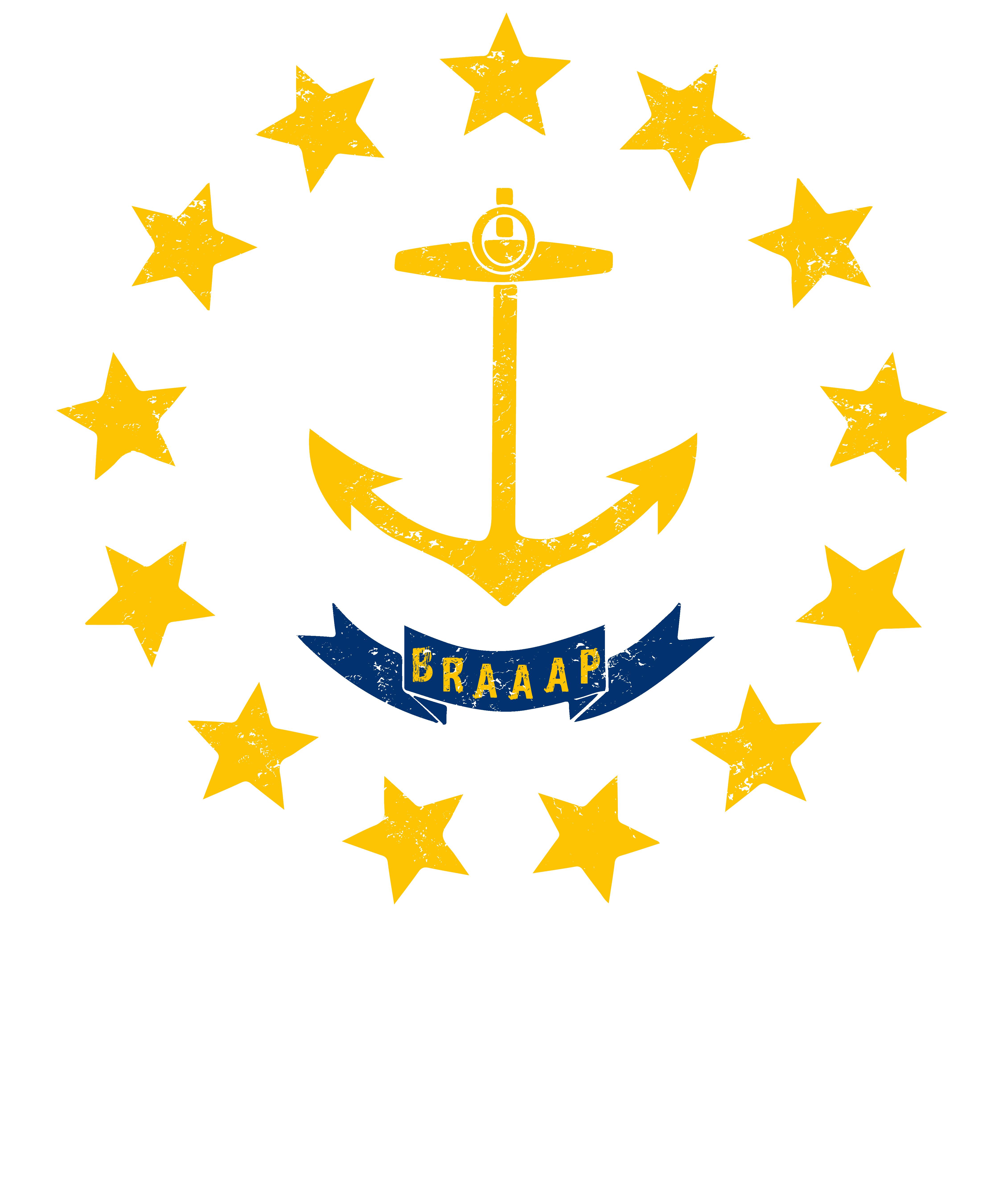 Rhode Island Braaap T-Shirt
