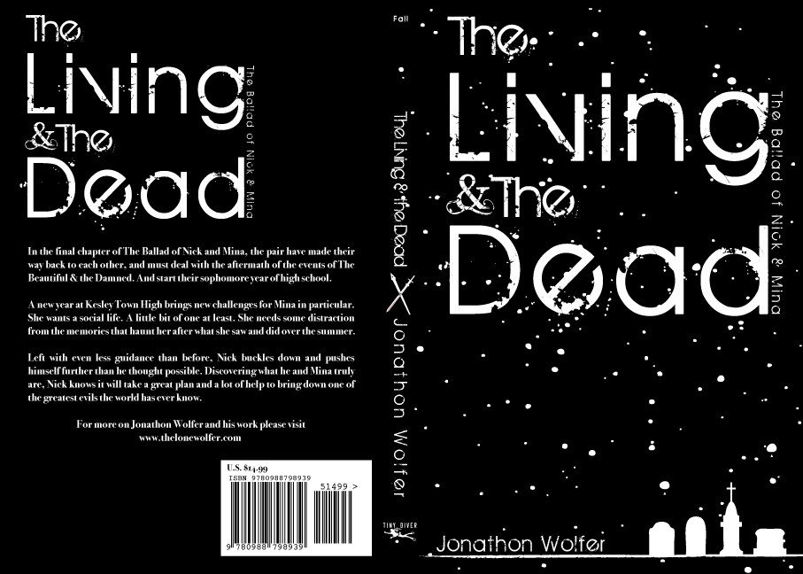 The Living & the Dead cover