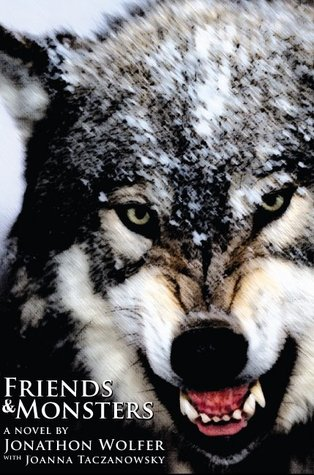 Friends & Monster Cover