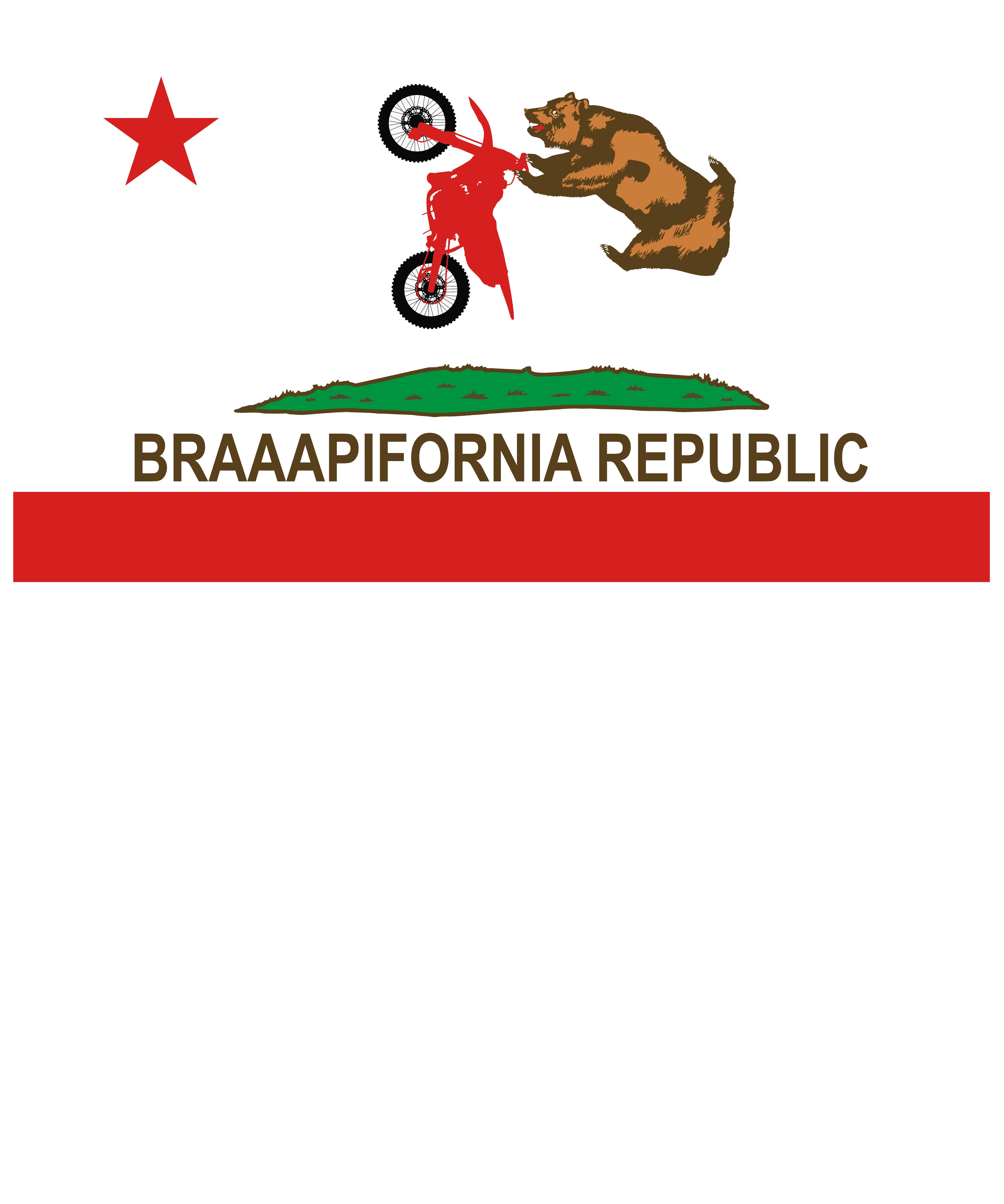 BRAAAPIFORNIA REPUBLIC