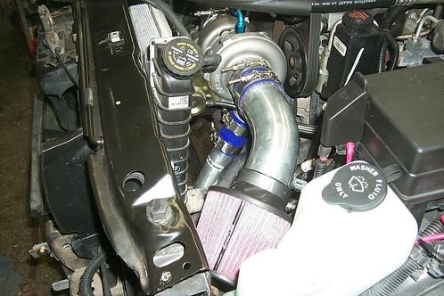 1996 chevy s10 turbo kit