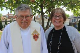 Fr. Ted Bench Dedication