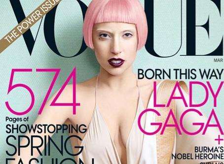 Lady Gaga for Vogue