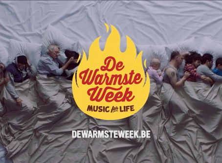 Music for life 2016 - De warmste week