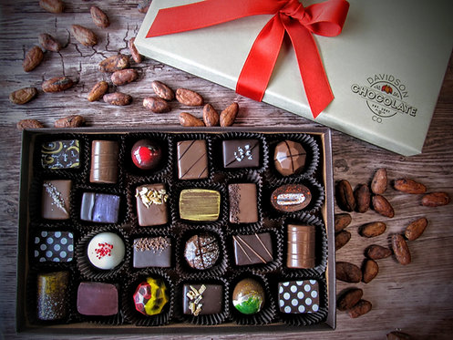 Chocolatier's Selection - 24 Piece Box