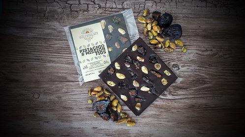 Pistachio & Mission Figs Bar