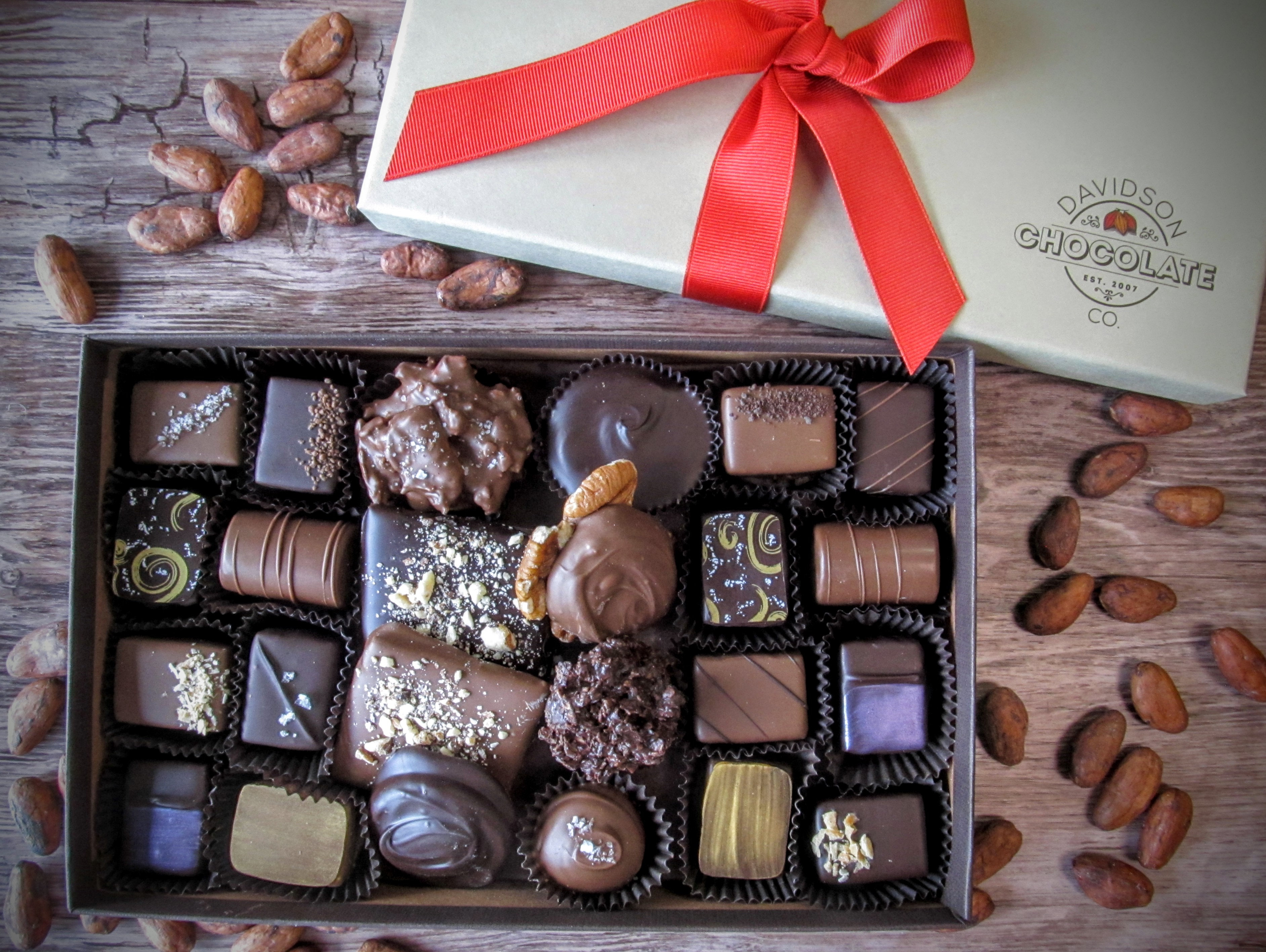 Signature Truffles & Confections Collection - 1 Pound