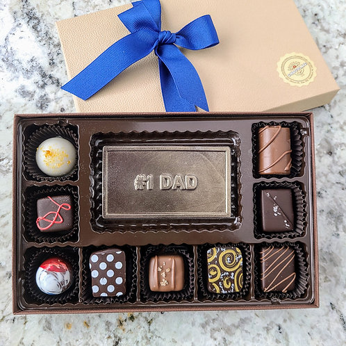 Father's Day Box 9 Pc