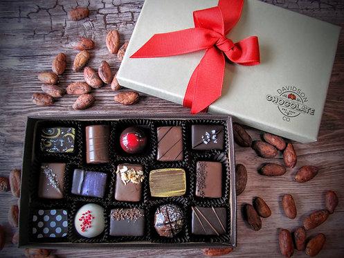 Chocolatier's Selection - 15 Piece Box
