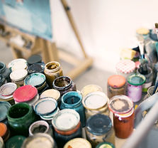 Students, ITEPS, Teacher, Paint