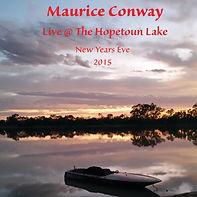 CD Album: Live at The Hopetoun Lake