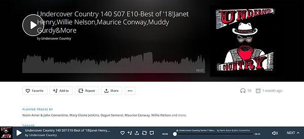 Maurice Conway Best Albums of 2018 Atlantic Radio Ireland