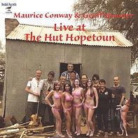 CD Album: Live at The Hut Hoptoun