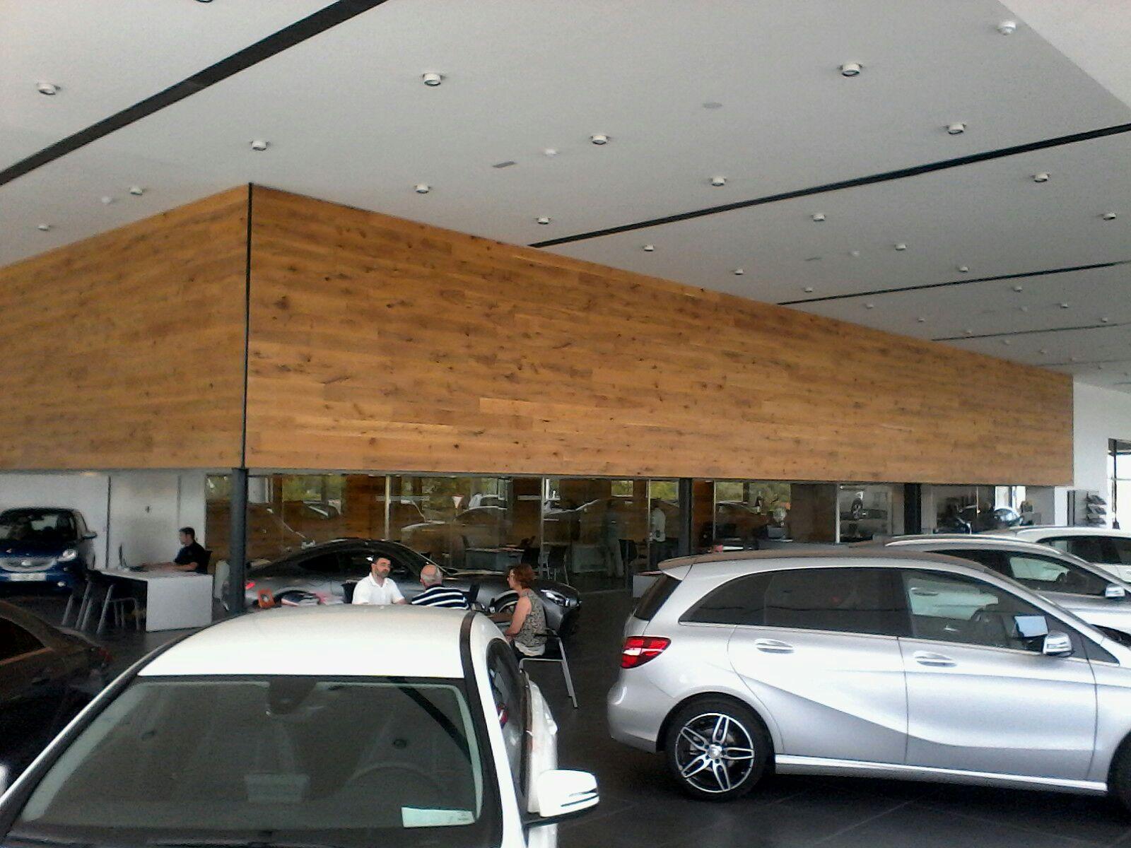 Mercedes Concesionarios