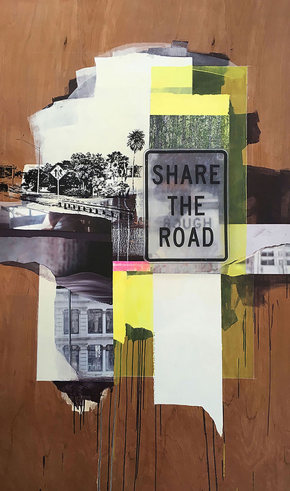 Share The Rough Road