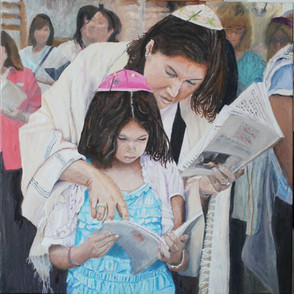Teach your daughter to pray, 2018