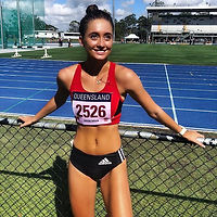 Clara Smith Resistance Sports Science Athlete