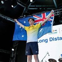 Triathlete Luca Deer Resistance Sports Science Member