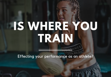 Is Where you Train Affecting your Performance as an Athlete?