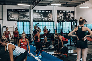 Athlete Development Gym in Enoggera Brisbane