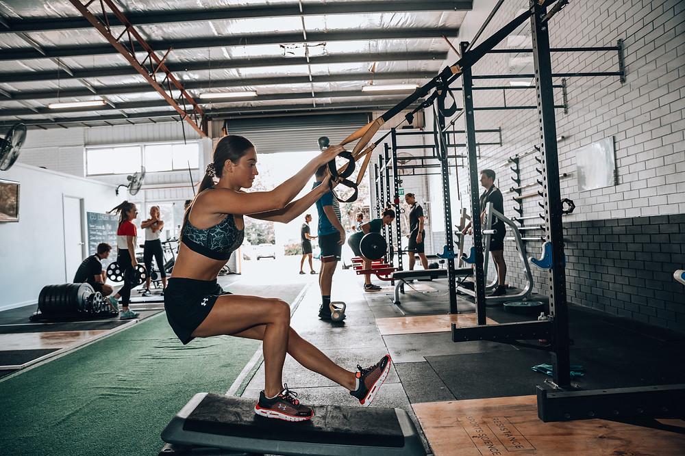 ACL Rehab, Best Gym Brisbane, Athlete Gym Brisbane