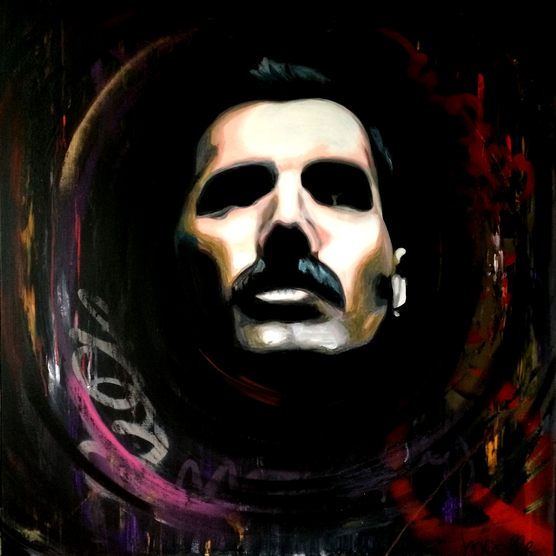 Freddy Mercury (100_100)