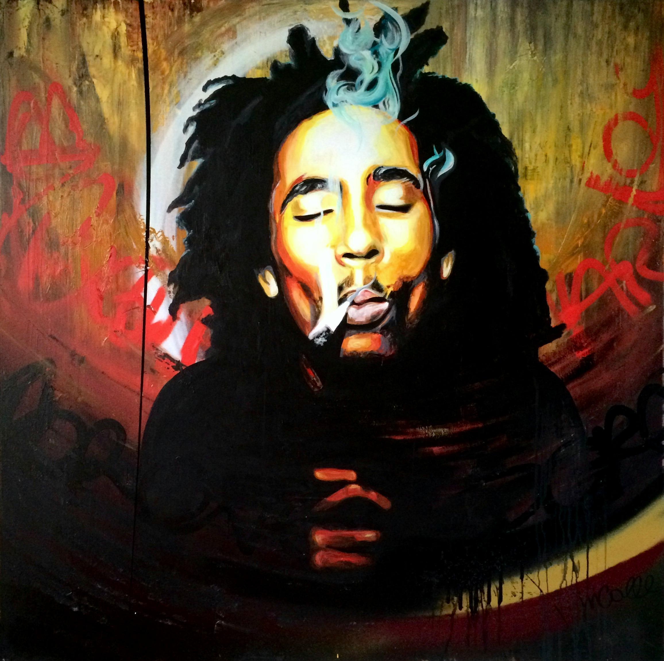 Bob Marley (100_100)