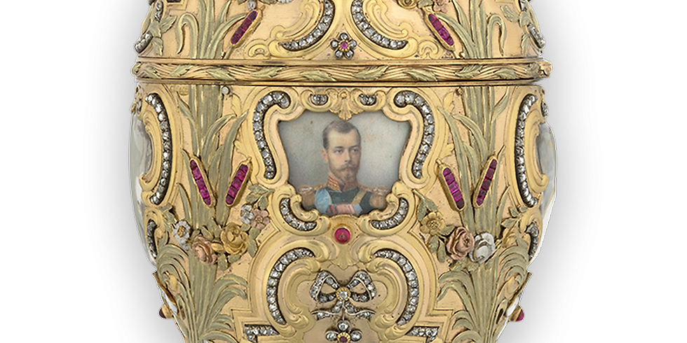 Fabergé and Russian Decorative Arts Collection